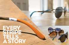 Charitable Summer Shades - TOMS One for One Campaign Donates to the Visually Impaired