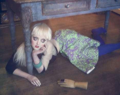 Clownish Dolly Photography
