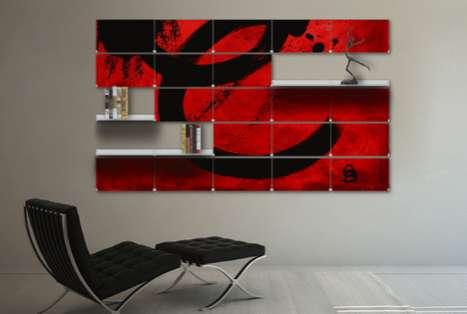 Modular Mural Treatments
