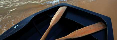 Flatpack Rowboat Kits