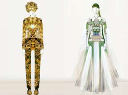 Bilateral Costumes