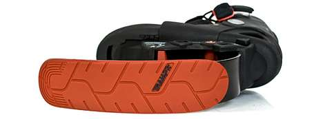 The TRAMP-It Jump Shoe Gives Bounce to Your Step