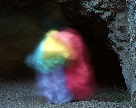 Ghostly Cave Captures