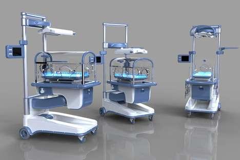 Futuristic Incubators