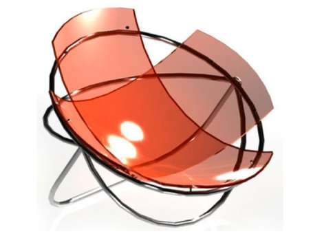 Translucent Molecular Seating