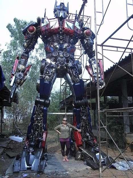 Eco Movie Cyborgs