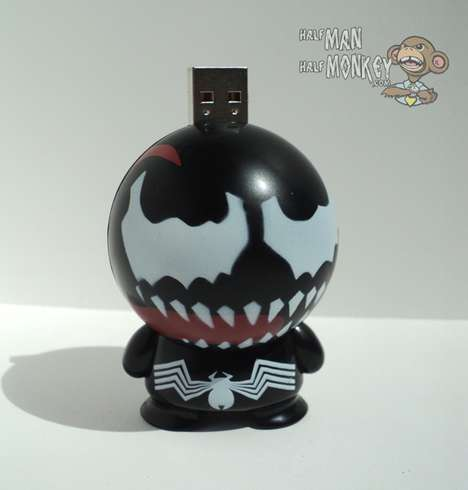 Marvel Caricature USBs (UPDATE)