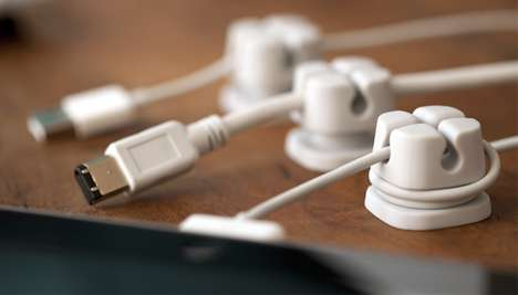 Tangle-Free Cable Organizers