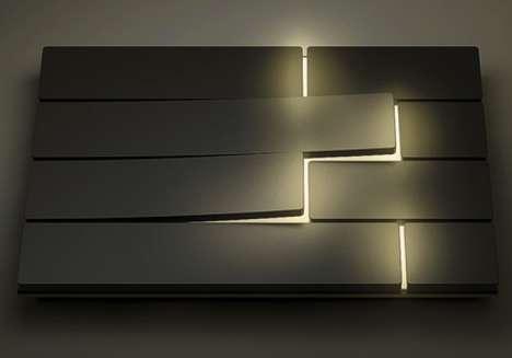 Tactile Illuminating Switchplates