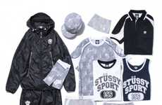 Urbanized Sportswear - Stussy Sport by 100 Athletic Pits Streetwear & Athletics Together