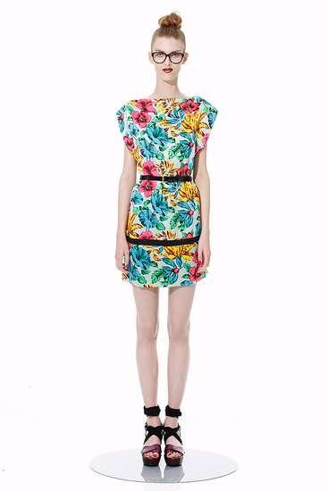 Multifarious Floral Fashion