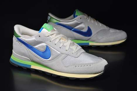 70s-Inspired Runners - The Nike Air Max Light and Venture Sneakers Offer Timeless Retro Styling