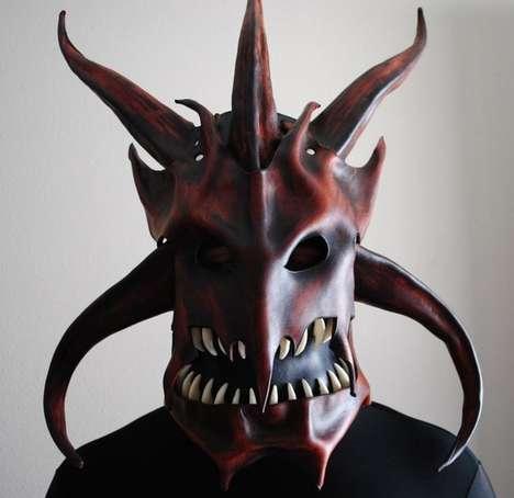Monstrous Facial Disguises