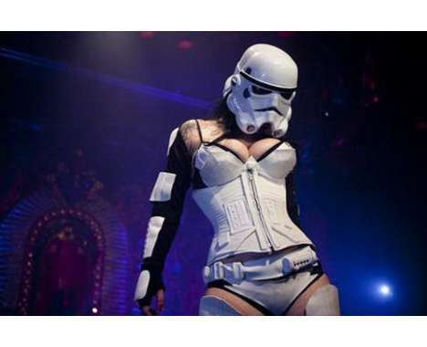 50 Geeky Women's Undergarments