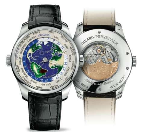 Terrestrial Timekeepers
