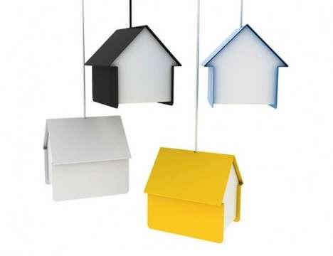 Abode-Shaped Illuminators