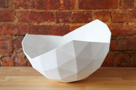 Unconventional Concave Containers