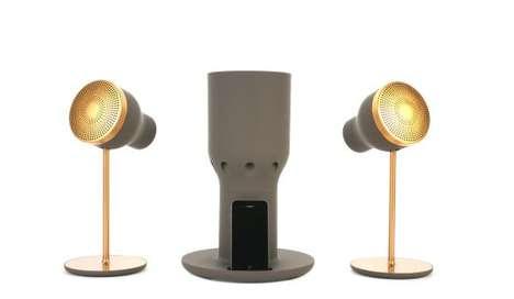 Lamplike Sound Systems