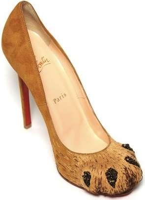 Fierce Feline Pumps