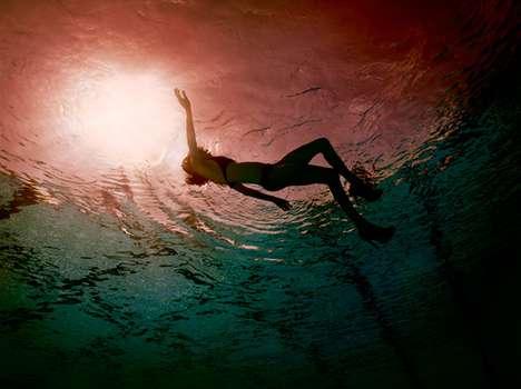 Submerged Sea Photography