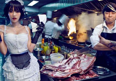 Meaty Cultural Captures