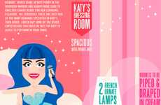 Pampered Pop Star Parodies - This Katy Perry Tour Demands Infographic is Hilariously Hefty