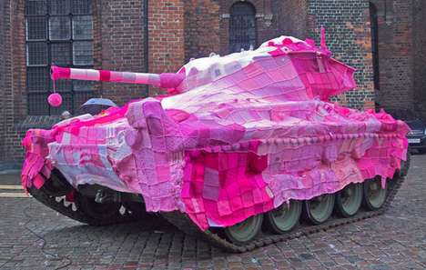 Quilted War Weaponry