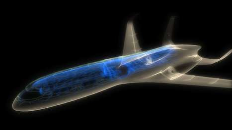 The Airbus Concept Plane is A Portal Into a High-Tech Oasis