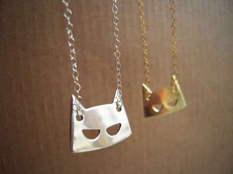 Animalistic Masked Jewelry