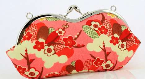 Punchy Patterned Purses