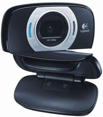 Swiveling High-Def Webcams
