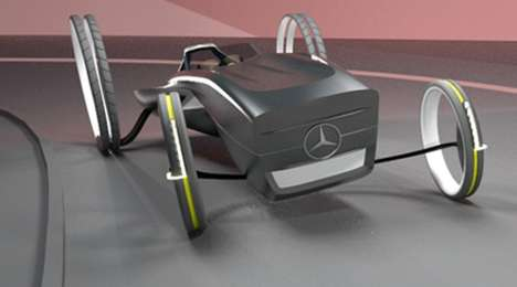 Ultra-Flexible Concept Cars