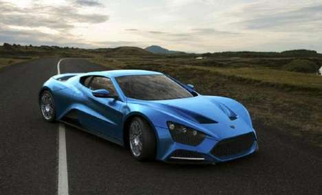 Ultra Exclusive Viking Supercars