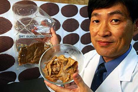 Poop Burgers - Japanese Researcher Mitsyuki Ikeda Creates Artificial Meat From Human Feces