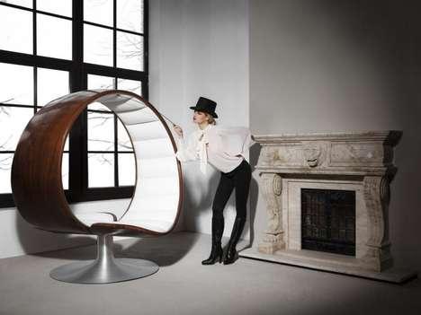 Intimate Spherical Seats