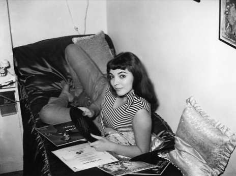 Vintage Record Photos