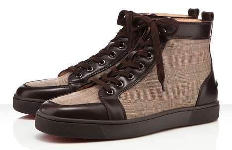 Christian Louboutin Rantus Orlato Sneakers Add Vintage Class to Fashion