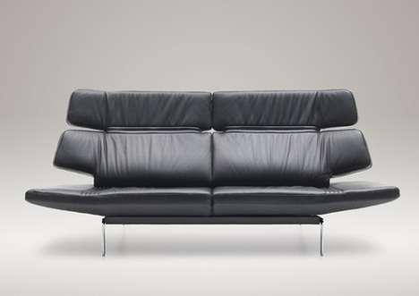 Adjustable Leather Seating