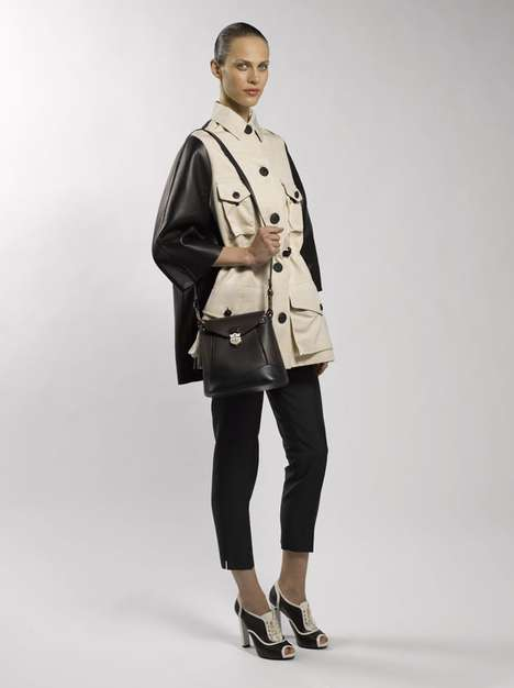 Matchy-Matchy Lookbooks - The Bally Resort 2012 Collection is Immaculately Coordinated