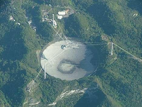Massive Magnifying Telescopes
