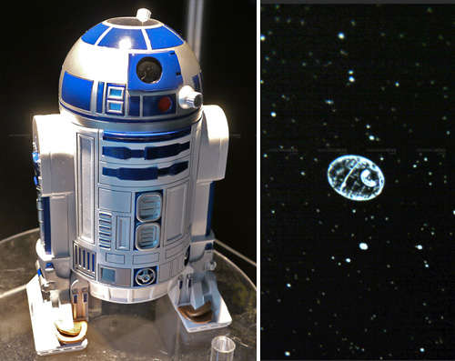 77 Geeky R2-D2 Innovations on home observatory, home star projectors, planetary projector, astronomy projector,