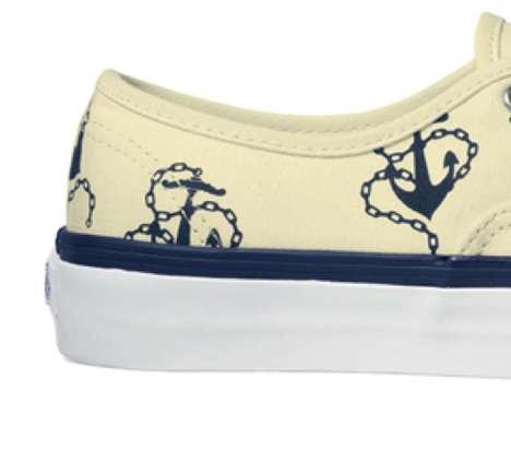 Seaside Skate Sneakers