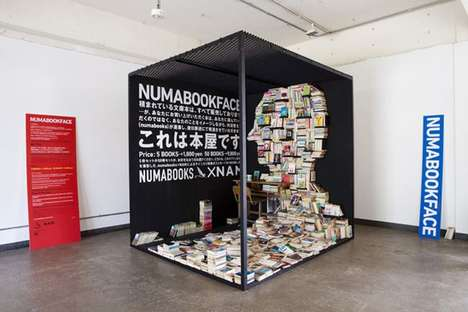 Head-Shaped Novel Installations
