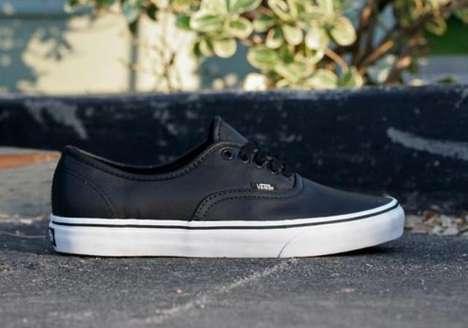 Refined Skateboard Shoes