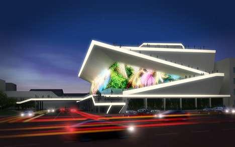 Theatrical Civic Architecture