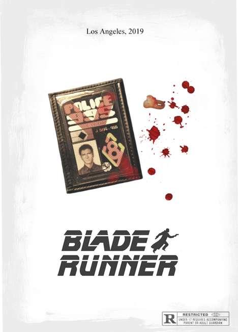 Nostalgic Movie Poster Remixes