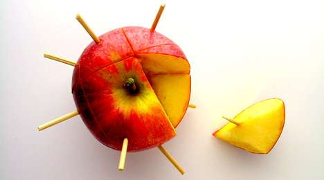 Dissected Food Designing