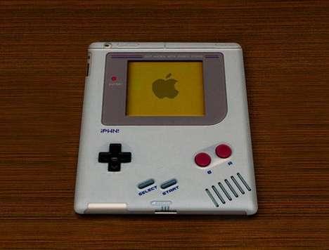 Retro Nintendo Tablet Covers