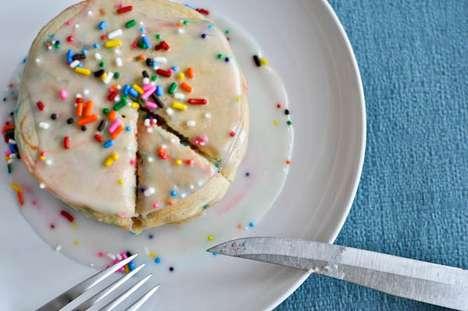 Dessert-Inspired Breakfasts