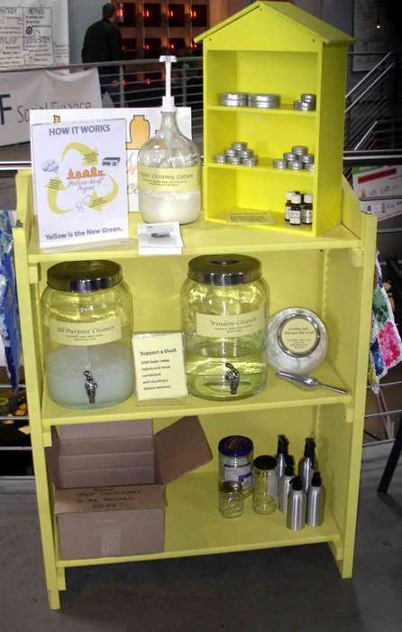 BYOB-Based Stores - Portland's Yellow Shelf Project Has Products for Your Empty Containers